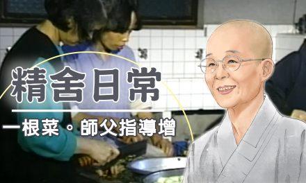 宜師父03一根菜。指導師父增