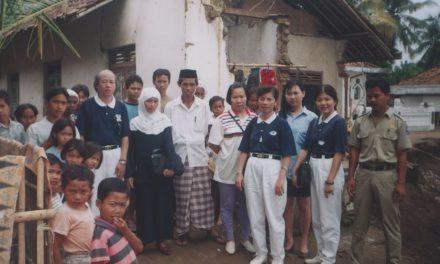 印尼慈濟因緣